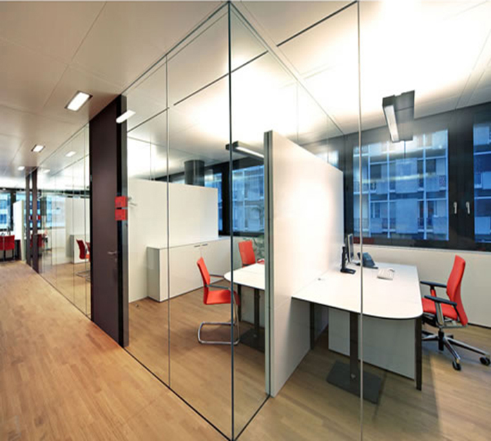 12mm toughened glass for partition