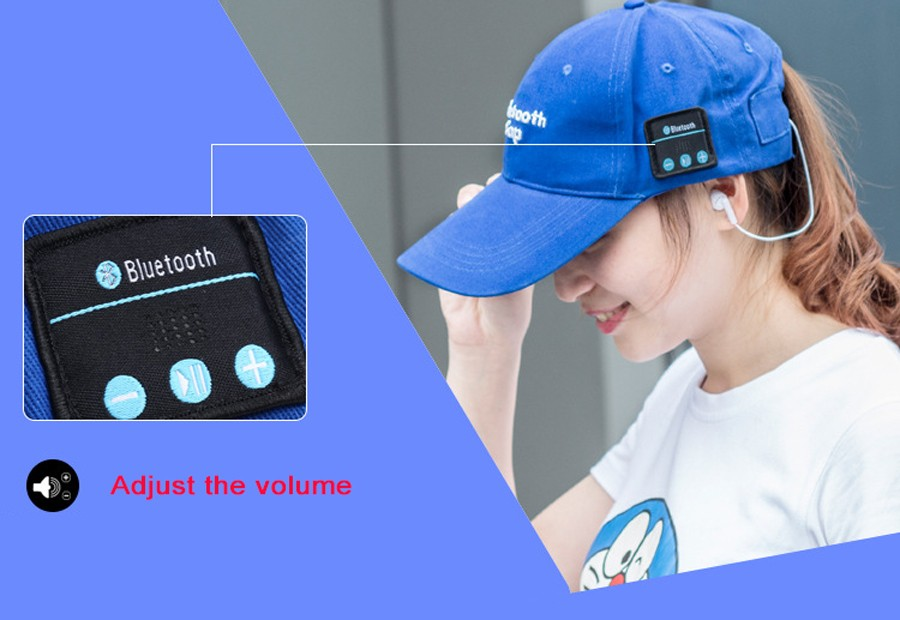 Most popular wireless cap