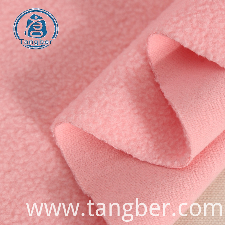 Polyester Cotton Fleece Fabric