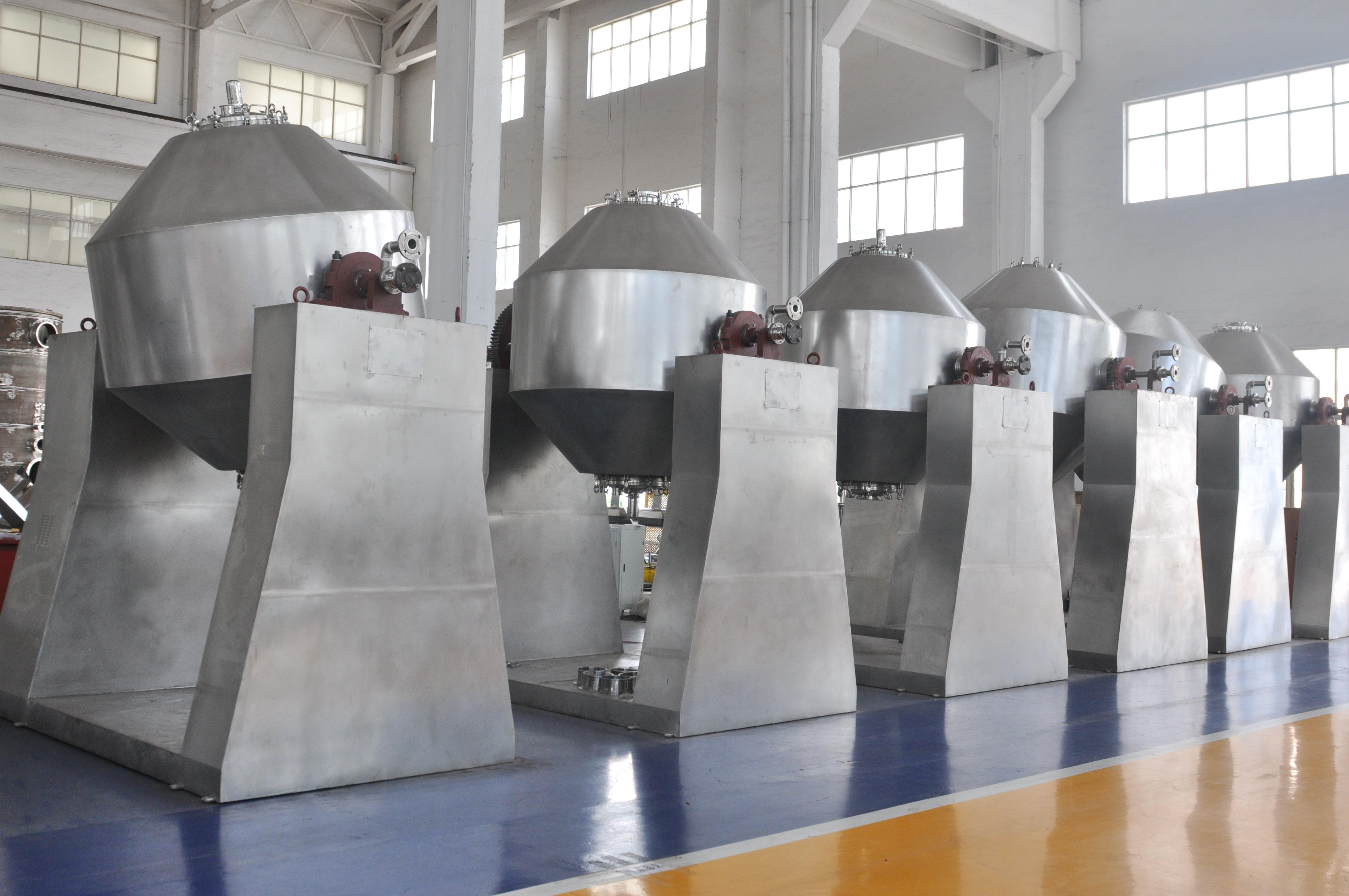 316L多功能锥形干燥机