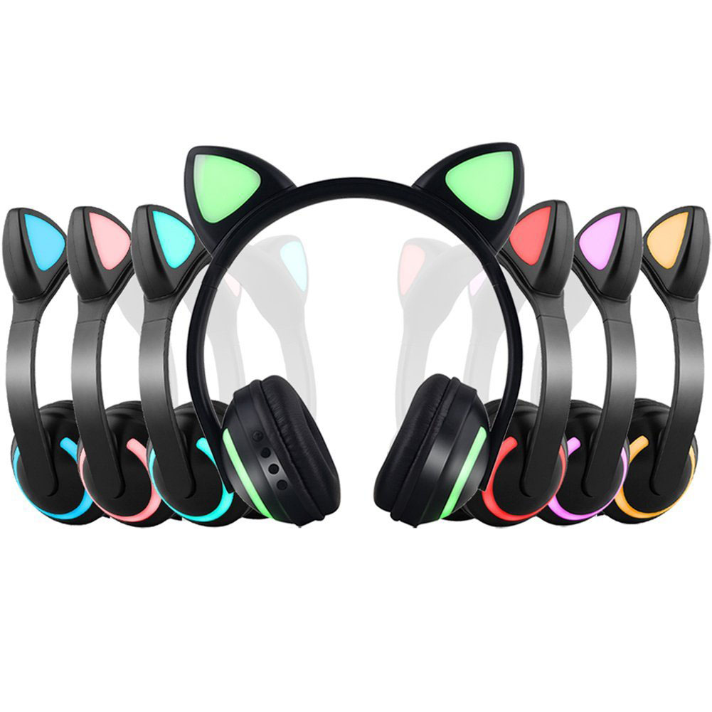 Colorful choose wireless headphone