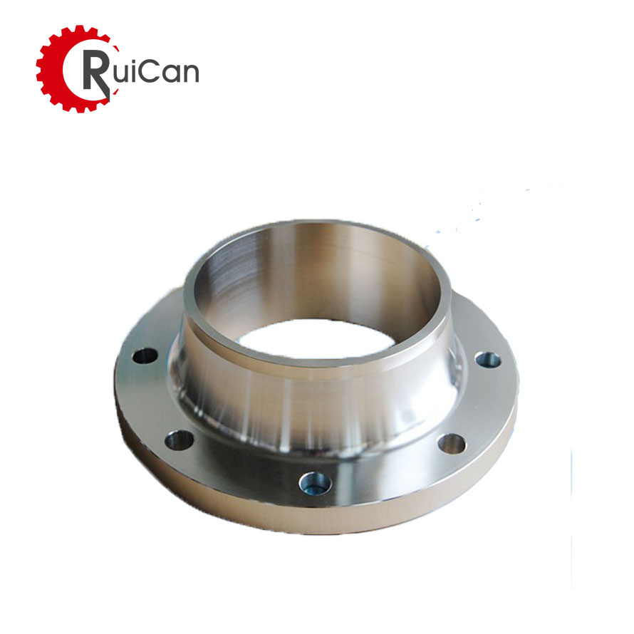 OEM customized metal precision casting flange coupling for agricultural locomotive