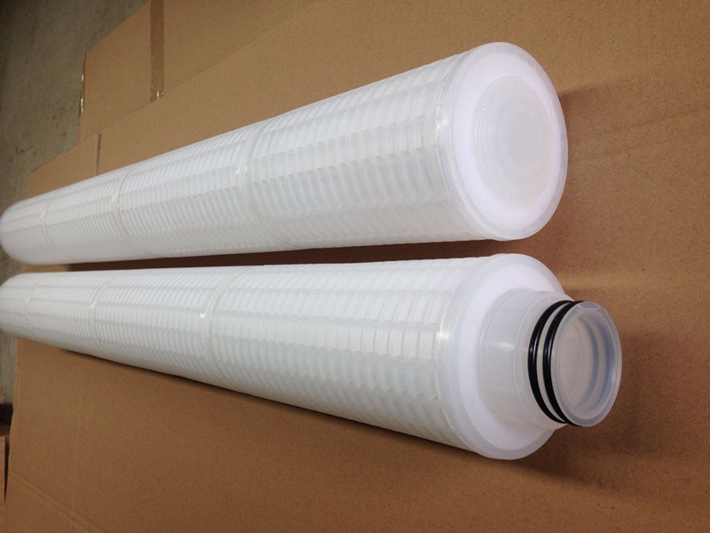 PTFE 0.2 Micron 10'' Filter Cartridge for Pharmaceutical and Chemical