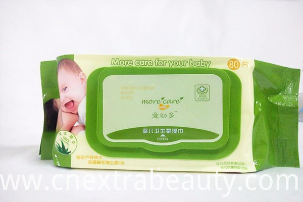 Reusable Organic Baby Wipes