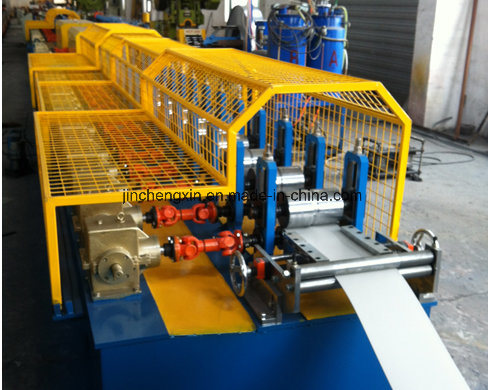 PU Foam Roller Shutter Slat Door Roll Forming Machine