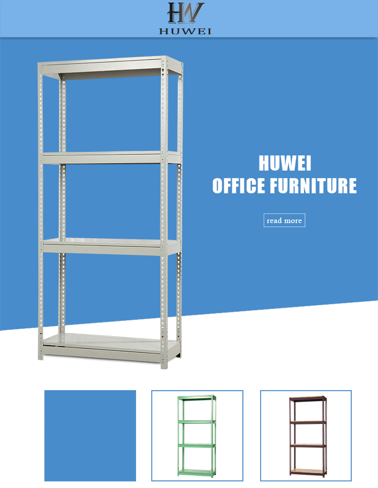 slotted angle shelving