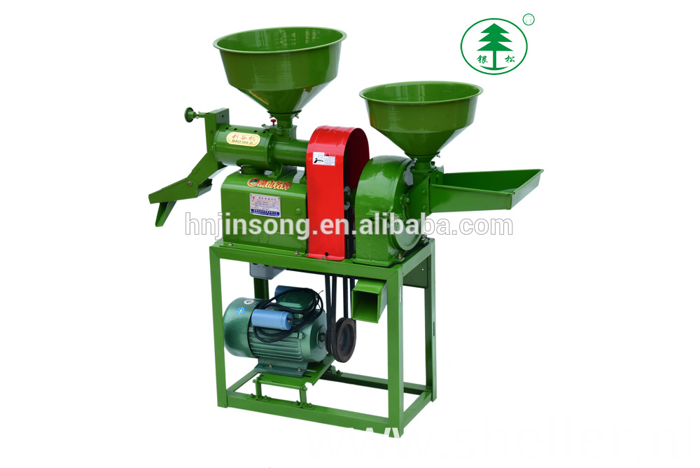 Combined Rice Mill Machine Price