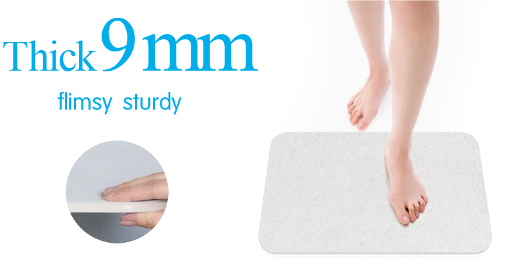 Diatom Bath Mat Health