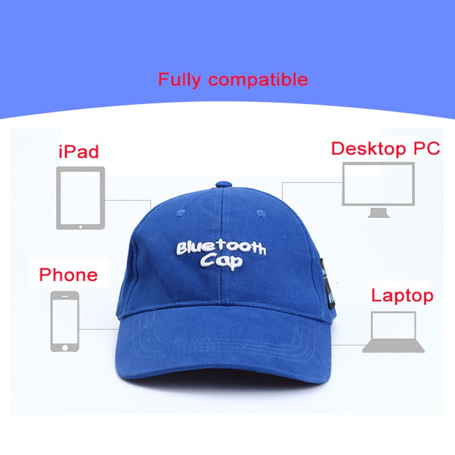 Music cap wireless