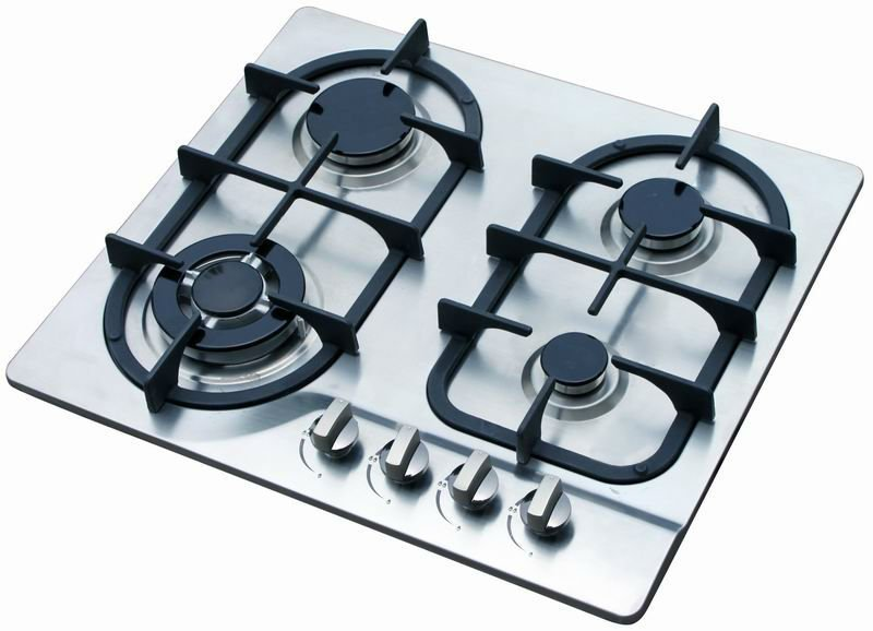 4 Burner Built in Gas Stove