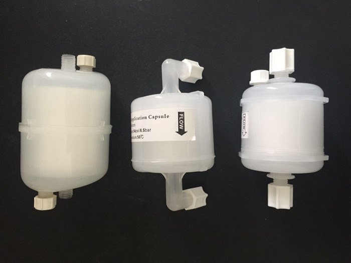 OEM High Flux Disposable Pes Capsule Filter