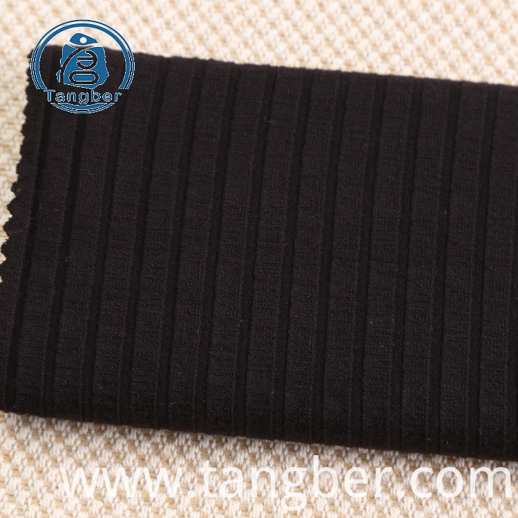 ribbing fabric for garment