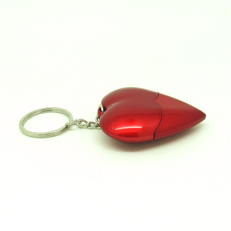 Heart Shape Usb Pen Drive