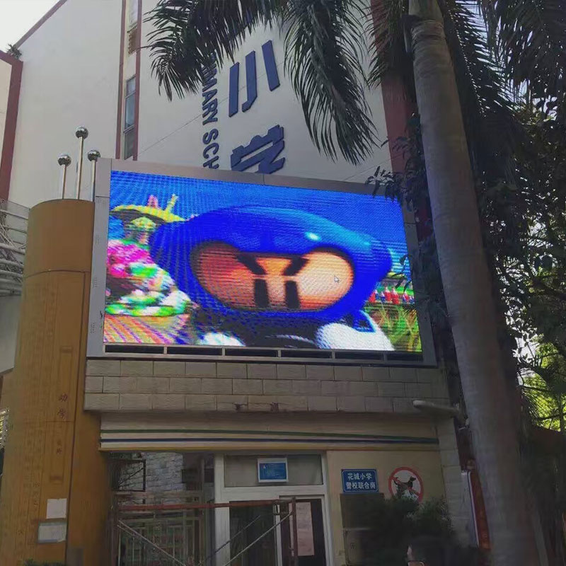 Advertising Led Screen Outdoor