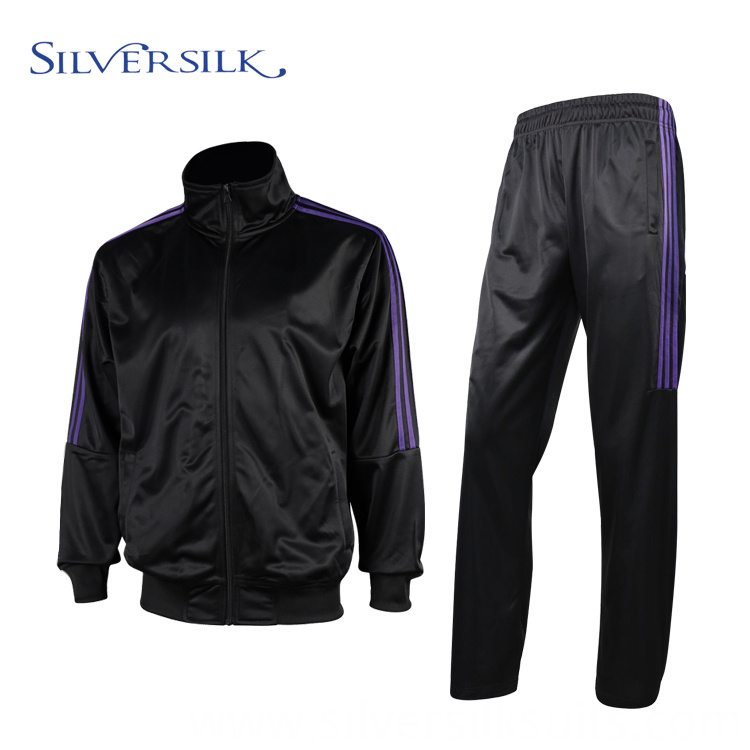 custom track suit men suit