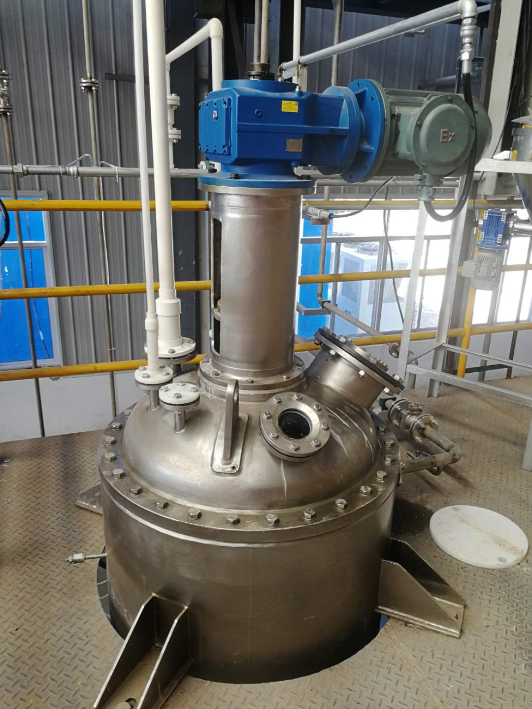 Polymerization Reactor
