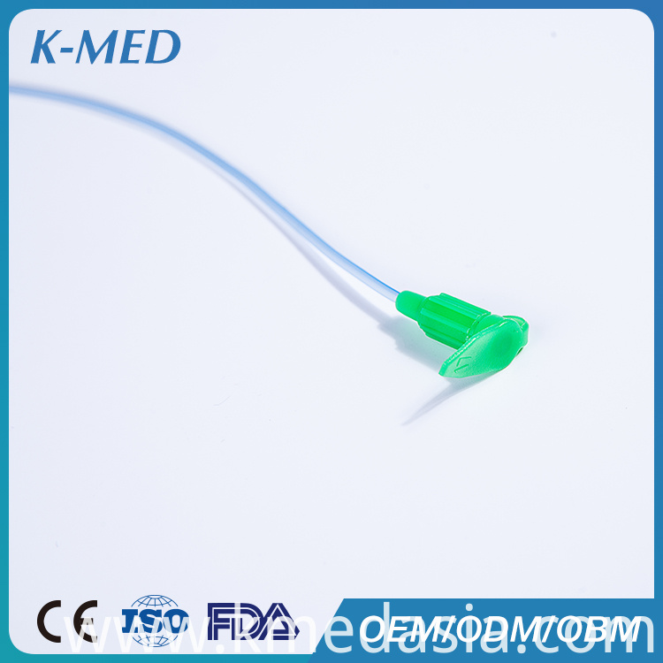 disposable pvc feeding tube