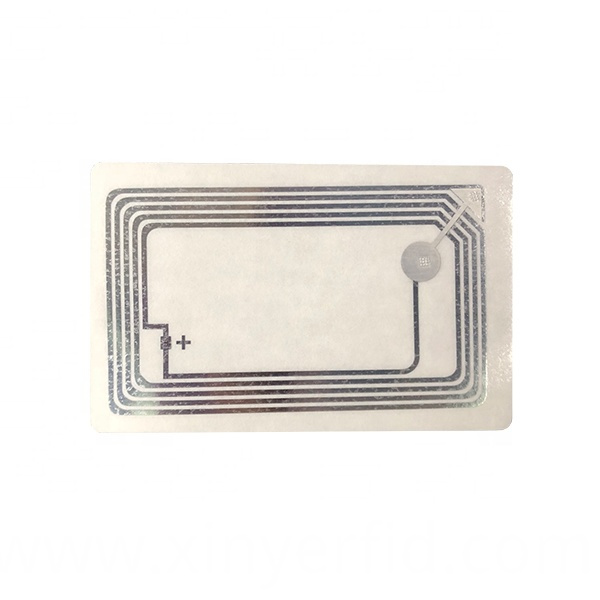HF 13.56MHz RFID Inlays NFC Tags Labels