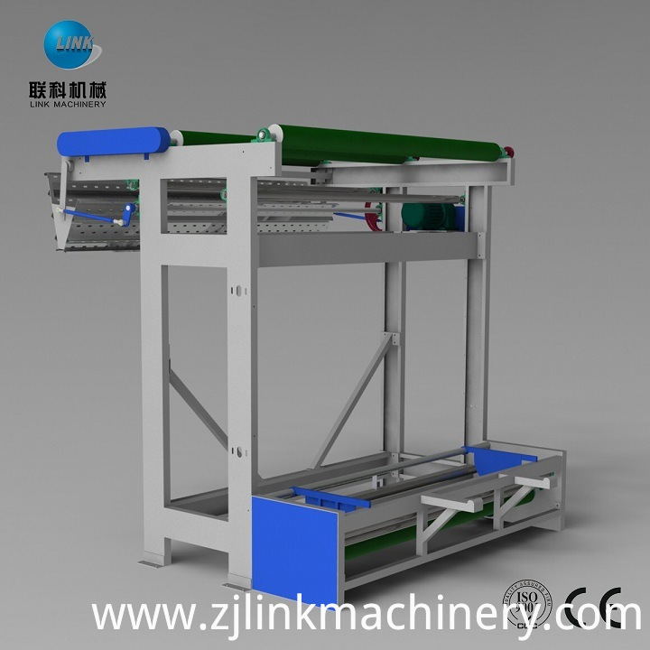 Textile Dyeing Finish Fabric Relax Rolling Unwinding Machine