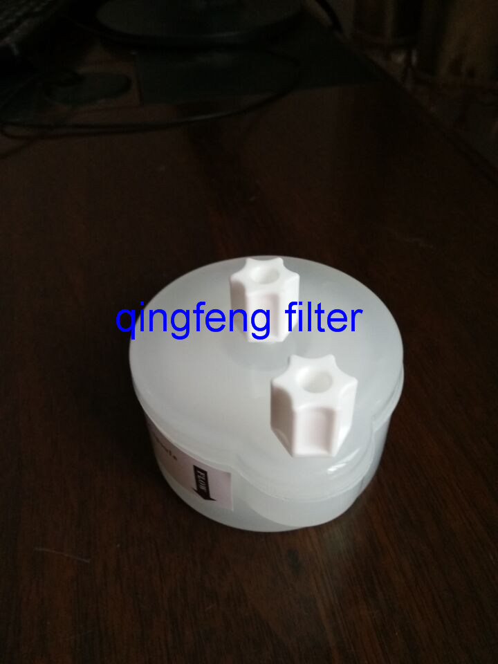 Pharmaceutical Pes Membrane Capsule Filter for Disposable