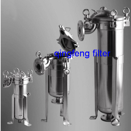 Stainless Steel (wine) Filter Housing Cartridge Filter Housing