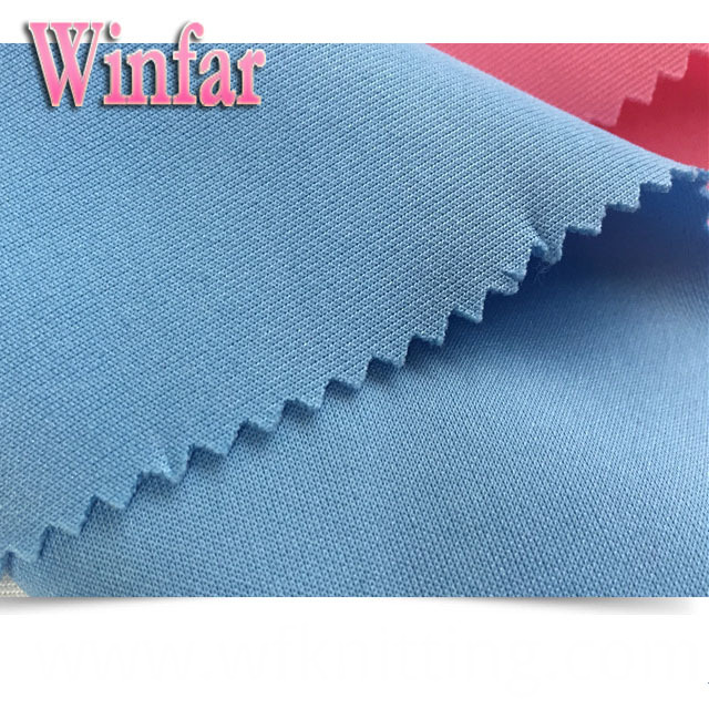 Thick Scuba Polyester Fabric