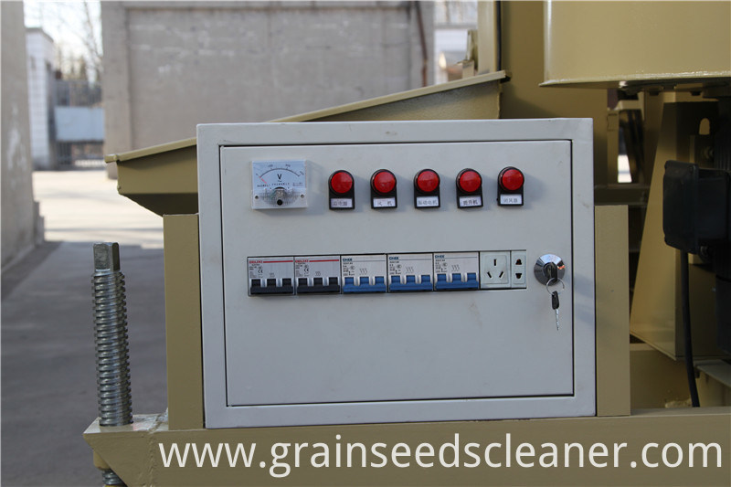 wheat seed cleaner