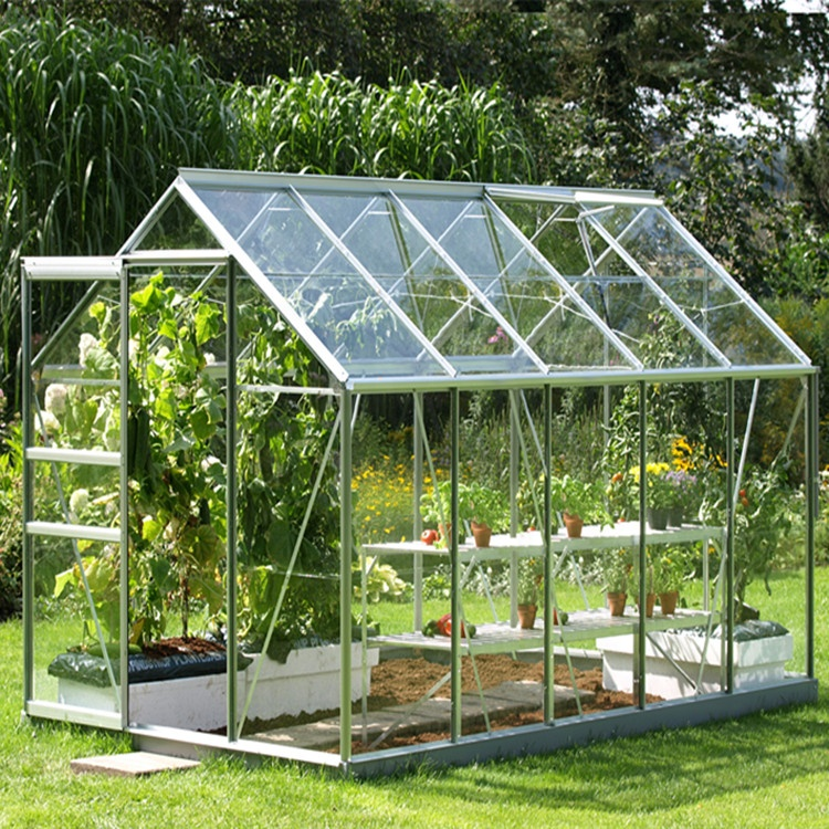 tempered glass for greenhouse