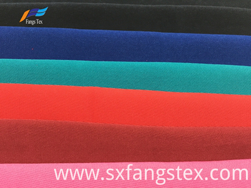 Dyed 100% Polyester Marvijet French Twill PD Fabric 2