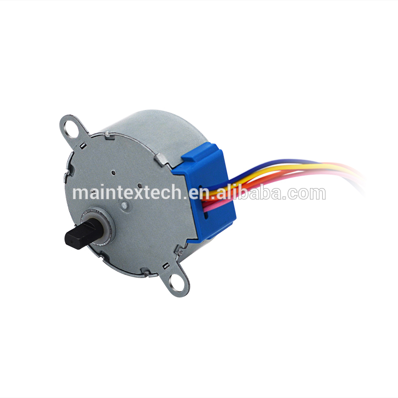 35BYJ46 12V High Torque Stepper Motor, Micro Stepper Motor, Gear Reducer Stepper Motor