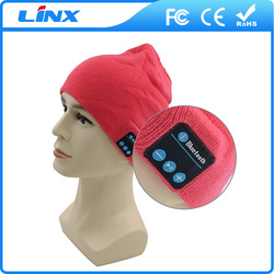 Wireless hat headphones