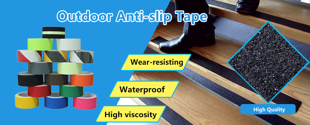Lumious Stair Nosing Anti slip tape