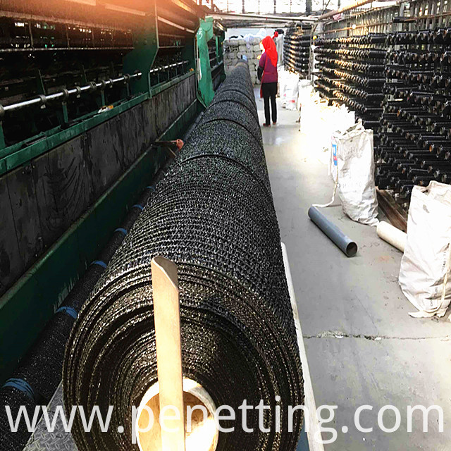 shade net machine