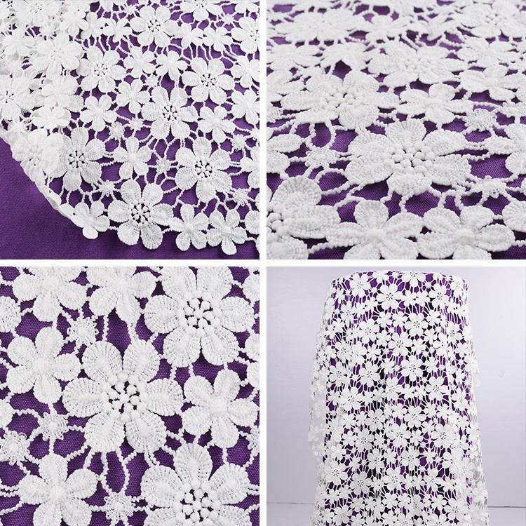 white african embroidery fabric