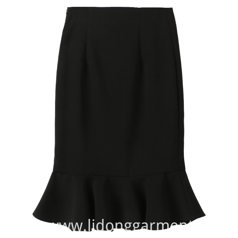 Half-length Lady Skirt