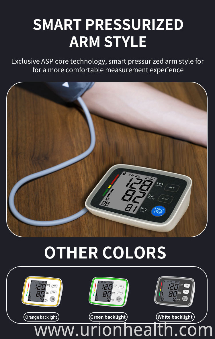 blood pressure monitor cuff