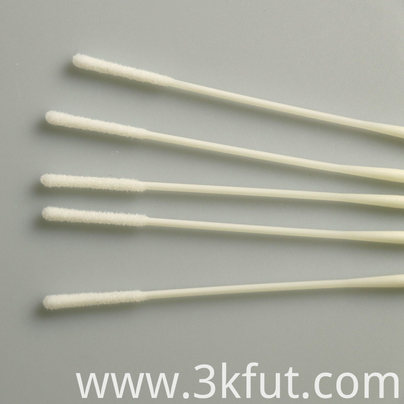 Direct selling Flocked Nylon Swab