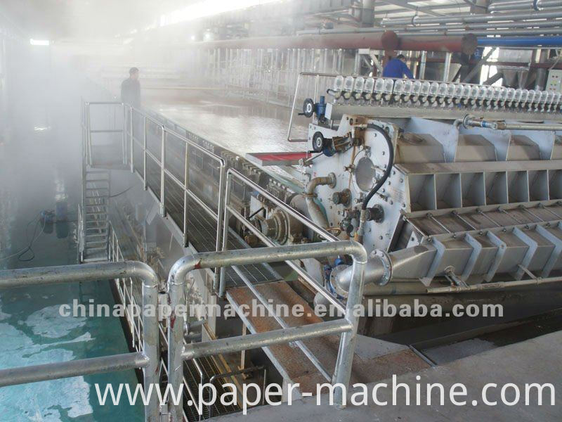 Kraft Paper Craft Paper Making Machine
