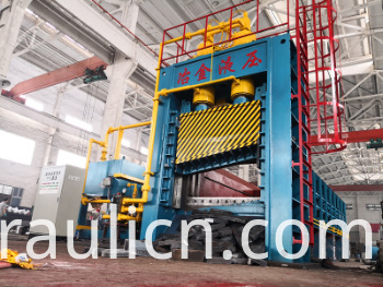Q91y-800 Iron Steel Metal Sheet Hub Gantry Shear Cutting Machine