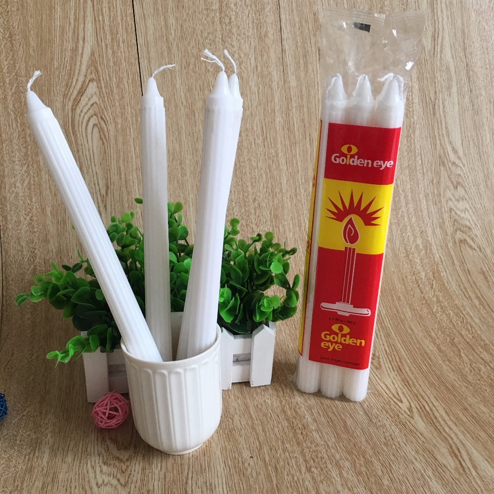 Bougies White Candle