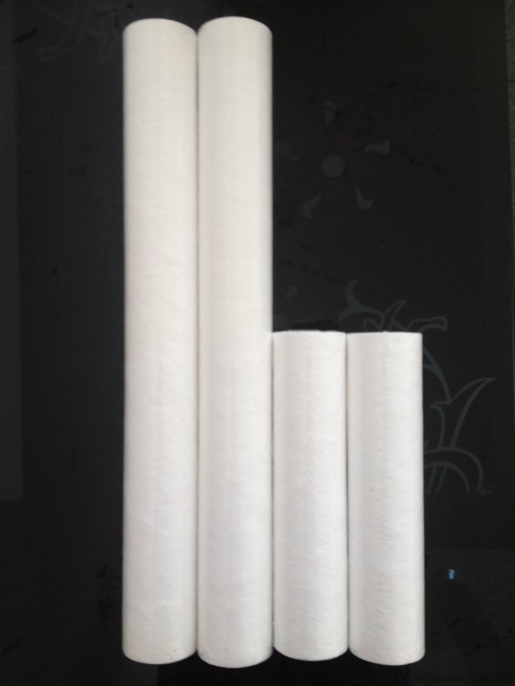 ISO9001 Certrificated PP Melt Blown 10'' 20 Inch 1.0 Micron Filter Cartridge for Sewage Treatment
