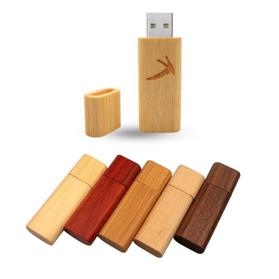 Bulk Wooden Usb Flash Drive