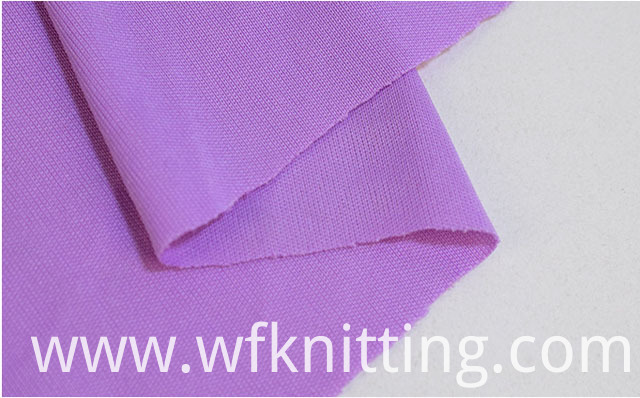 Ready To Ship Interlock Jersey Fabric