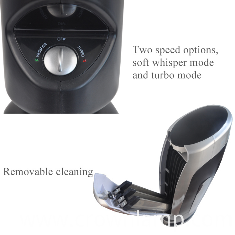 air purifier with ozonator