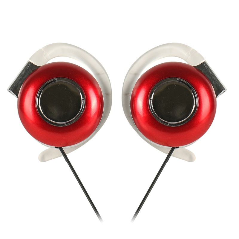 OEM ODM Wired Sport Earhook Headphones