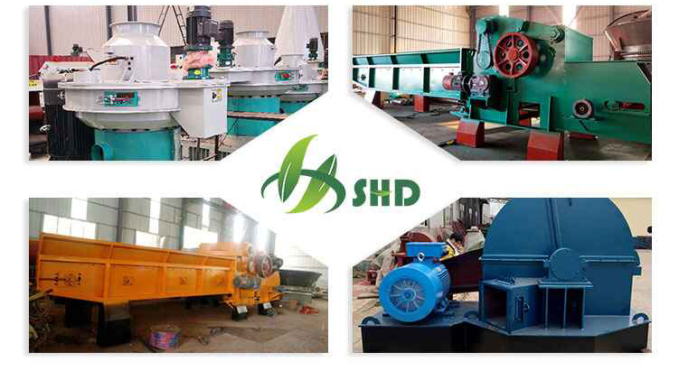 Diesel Engin Wood Pellet Machine for Sale