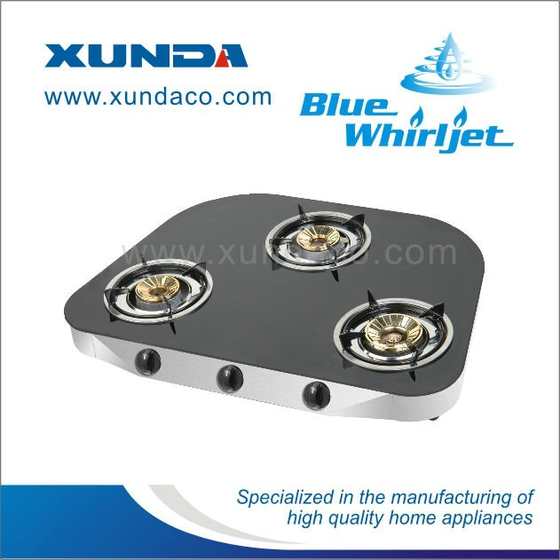 3 Burner Gas Cooker