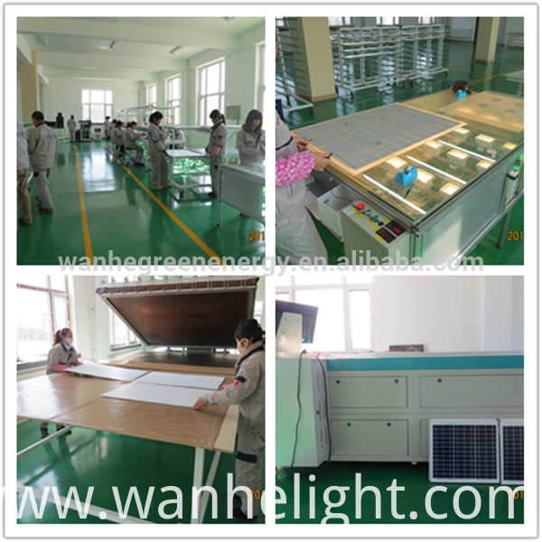 high watt solar panels