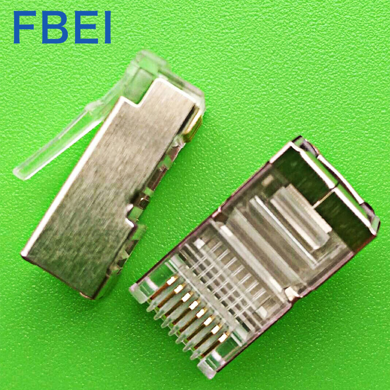 High quality CAT5e STP connector