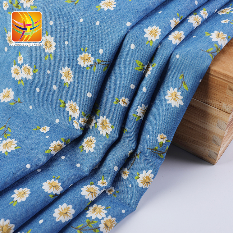 Print Fabric For Garments